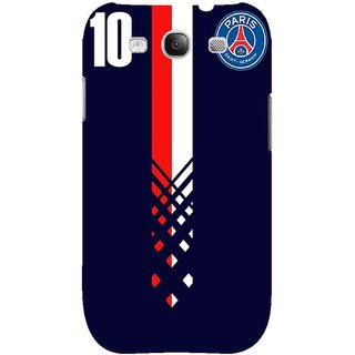 The Fappy Store paris Hard Plastic Back Case Cover For Samsung Galaxy S3