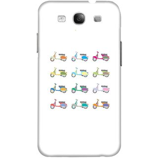 The Fappy Store VESPA-PARTY Hard Plastic Back Case Cover For Samsung Galaxy S3
