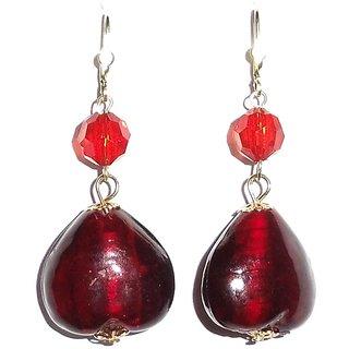 Beadworks Beaded Earrings