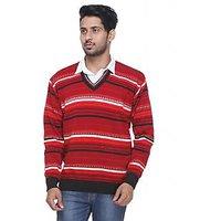Grand Bear Men's Orange Sweater