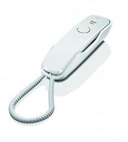 Gigaset DA210 Corded Landline Phone (White)