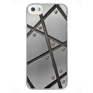 MoArmouz Minimalistic Metal Design – Cover for iPhone 5S