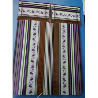Mafatlal superiour collection 100%Cotton Double Bedsheet with 2 pillow cover