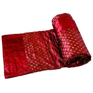 Marwal Jaipuri satin quilt