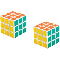 3x3x3 Magic Cubes pack of 2