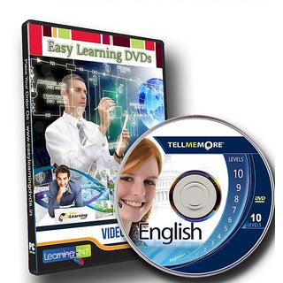 Advanced Spoken English v10 Complete All 10 Levels Training DVD