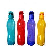 Tupperware 750 ML AquaSafe Water Bottles (Set Of 4 Bottles)
