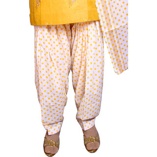 Full Patiala Salwars
