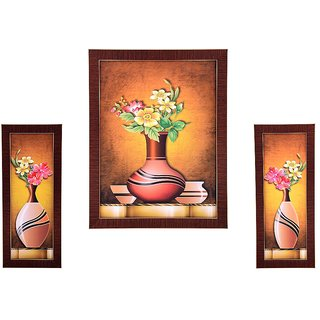 Buy Bm Traders Classy 3 Set Wall Hanging Frames Online Get 20 Off