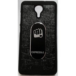 arrives 6c7f1 0975c Back Cover For Micromax Canvas Xpress 2 E313-Black