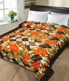 iLiv Multicolor Single Bed Ac Blanket- 1PRNT
