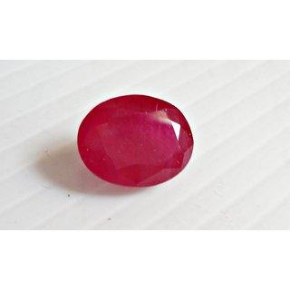 Ruby -real manik Ruby gemstone burma 7.30 carate