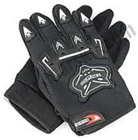 Knighthood Riding Gloves Black