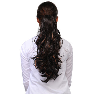 Shanaya Golden Blonde 18inches Designer Hair Extension   004827