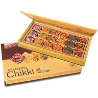 Bikano Assorted chikki - 400 gm