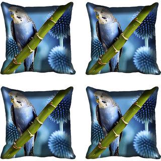 meSleep Bird Digital Printed Cushion Cover 16x16