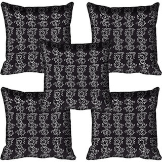 meSleep Ethnic Digital Printed Cushion Cover 16x16
