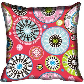 meSleep Pattern Digital Printed Cushion Cover 16x16