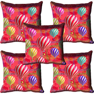 meSleep Abstract Digital Printed Cushion Cover 16x16