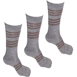 Alfa Jwala Men's Socks (Pack of 3)