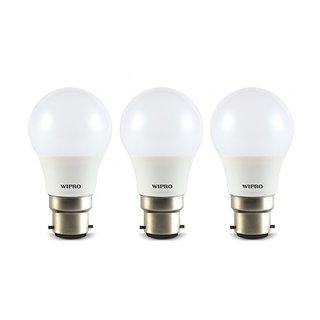 WIPRO GARNET 3 WATT LED BULB (COMBO OF 3)