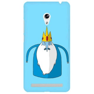 The Fappy Store  Ice-King,-Adventure-Time Plastic Back Cover Asus Zenphone 5