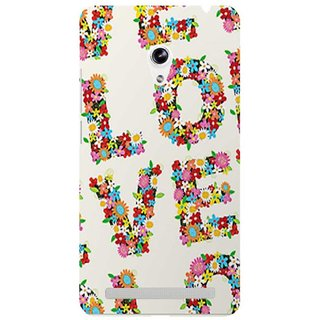 The Fappy Store  Love-Spring Hard Plastic Back Case Cover For Asus Zenfone 5