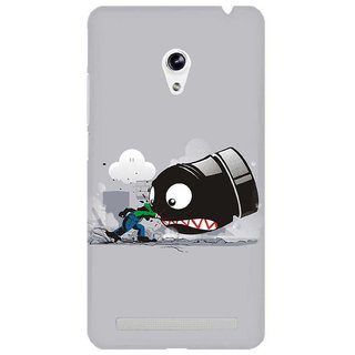 The Fappy Store  Luigi-Always Hard Plastic Back Case Cover For Asus Zenfone 5
