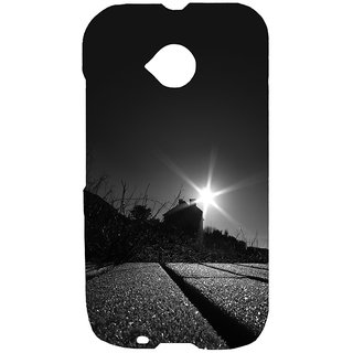 Casesia Mobile Back Cover For 11047Motoe2
