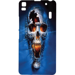 Casesia Mobile Back Cover For 11110Lenovoa7000