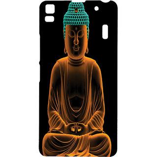Casesia Mobile Back Cover For 11115Lenovoa7000