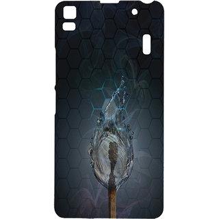 Casesia Mobile Back Cover For 111222Lenovoa7000