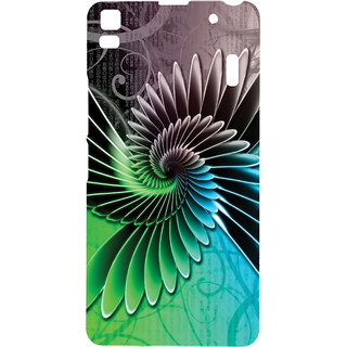 Casesia Mobile Back Cover For 11150Lenovoa7000
