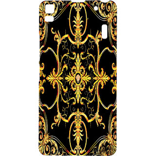 Casesia Mobile Back Cover For 113107Lenovoa7000