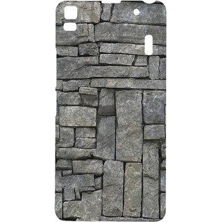 Casesia Mobile Back Cover For 113111Lenovoa7000