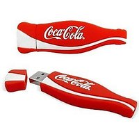 XElectron 8GB Coca Cola Shape Designer Usb Pen Drive