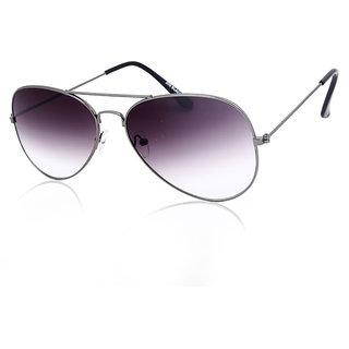 Gradient Aviator Sunglasses By BAY