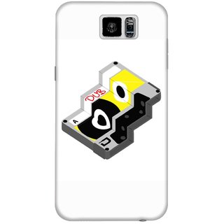 The Fappy Store Dubstep Hard Plastic Back Case Cover For Samsung Galaxy S6