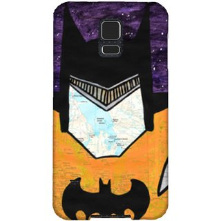 The Fappy Store Batman-As-Geordi-La-Forge Plastic Back Cover Samsung Galaxy S5
