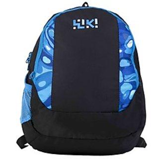 Wiki Cyano Backpack Blue Bag