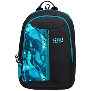 Wiki Spiro Backpack Blue Bag
