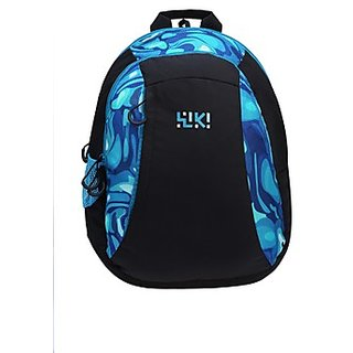Wiki Helio Backpack Blue Bag