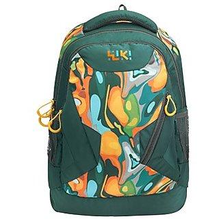 Wiki Chrysio Backpack Green Bag