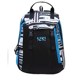 Wiki Whirl Backpack Black Bag