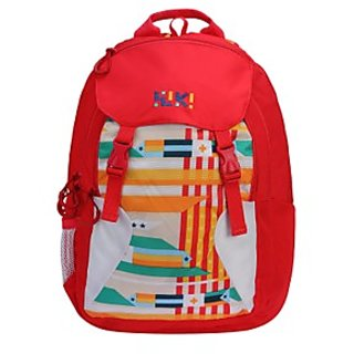 Wiki Flip Backpack Red Bag