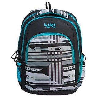 Wiki Twist Backpack Black Bag