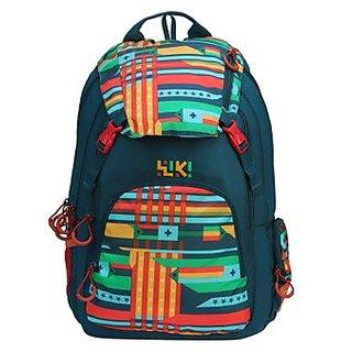 c0399c3c9509 Buy Wiki Flagit Backpack Blue Bag Online - Get 25% Off