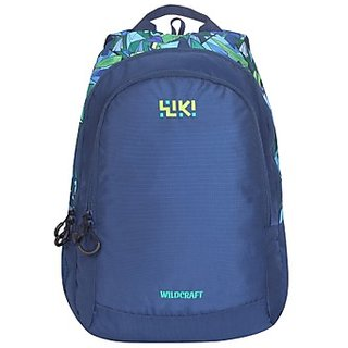 Wildcraft Wiki Crew 2 Blue Backpack Blue Bag
