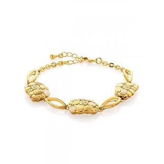 Sophisticated Women Bracelet Studded With CZ