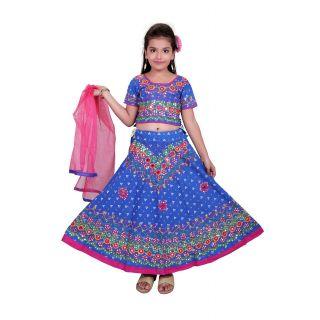Girls Chaniya Choli (WCCDG1-16-799)